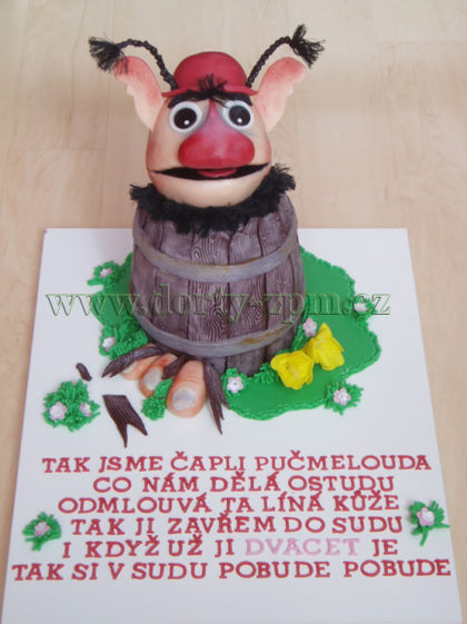 dort, Pučmeloud, dětský, sud