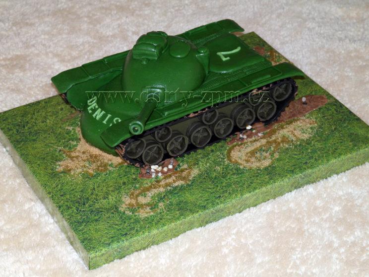dort tank, dopravní dorty