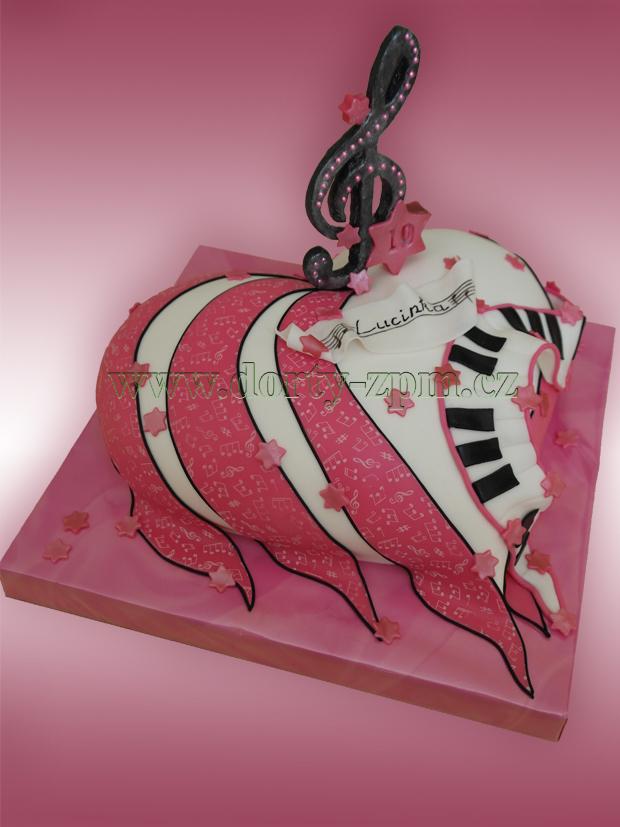 dort, srdce, hudba, houslový, klíč, klaviatura, noty