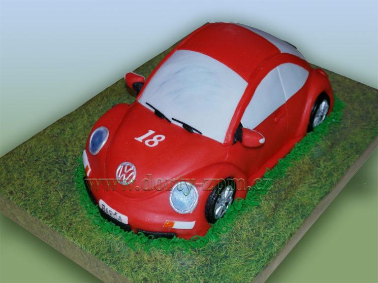 dort auto VW New Beetle