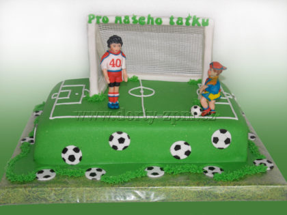 dort branka fotbalová, figurky, sportovní