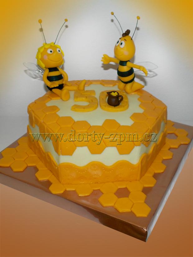 dort včelka Mája