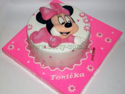 dort Minnie 2D, dětský