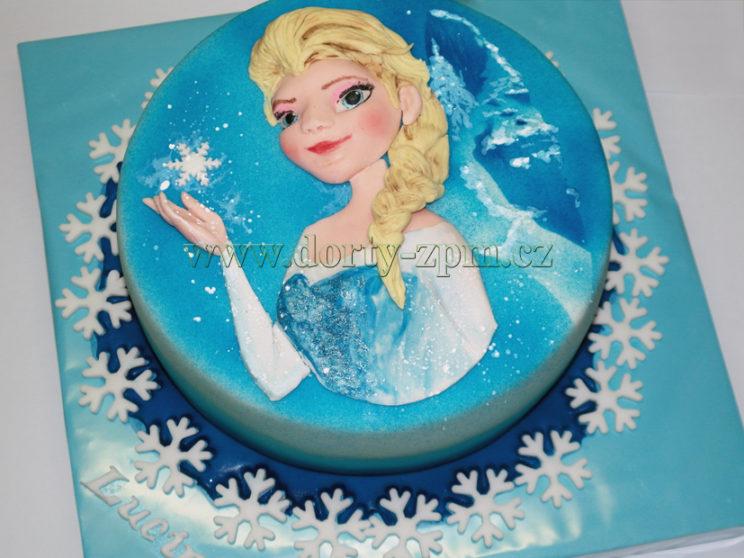 dort Ledové království, Elsa, dětský