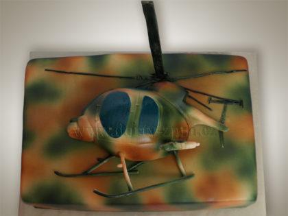 dort vrtulník