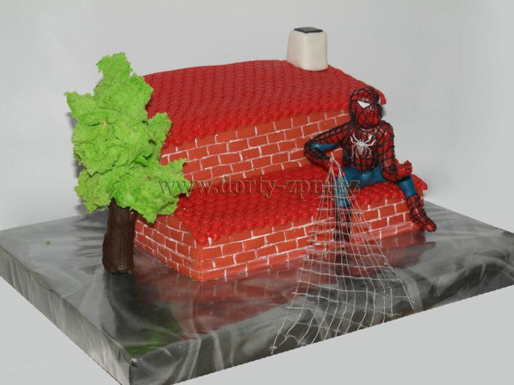 dort Spiderman, dětský