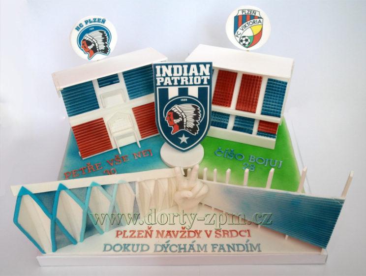 dort HC Plzeň a FC Viktoria, tribuny, sportovní