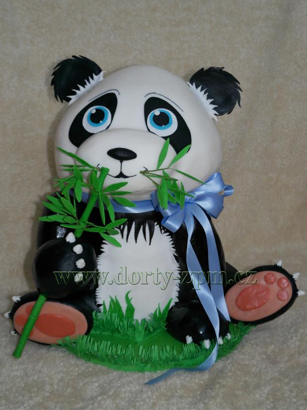 dort panda 3D
