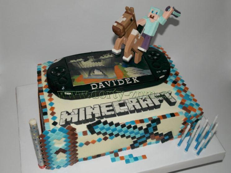 dort Minecraft, dětský