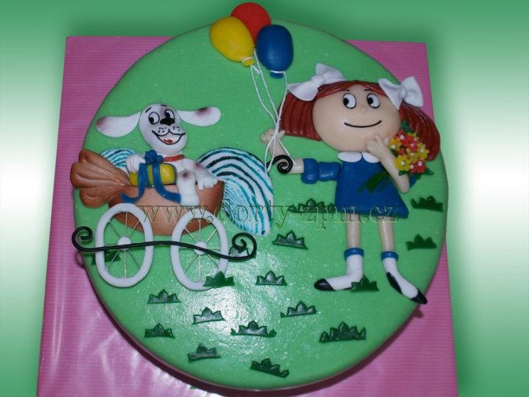 dort Káťa a Škubánek, dětské