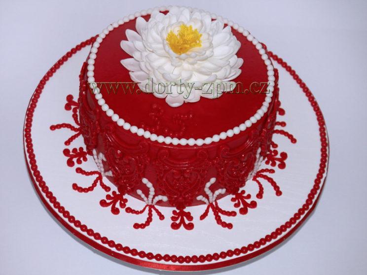 dort květina