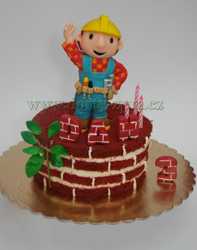 dort Bořek stavitel, dětský