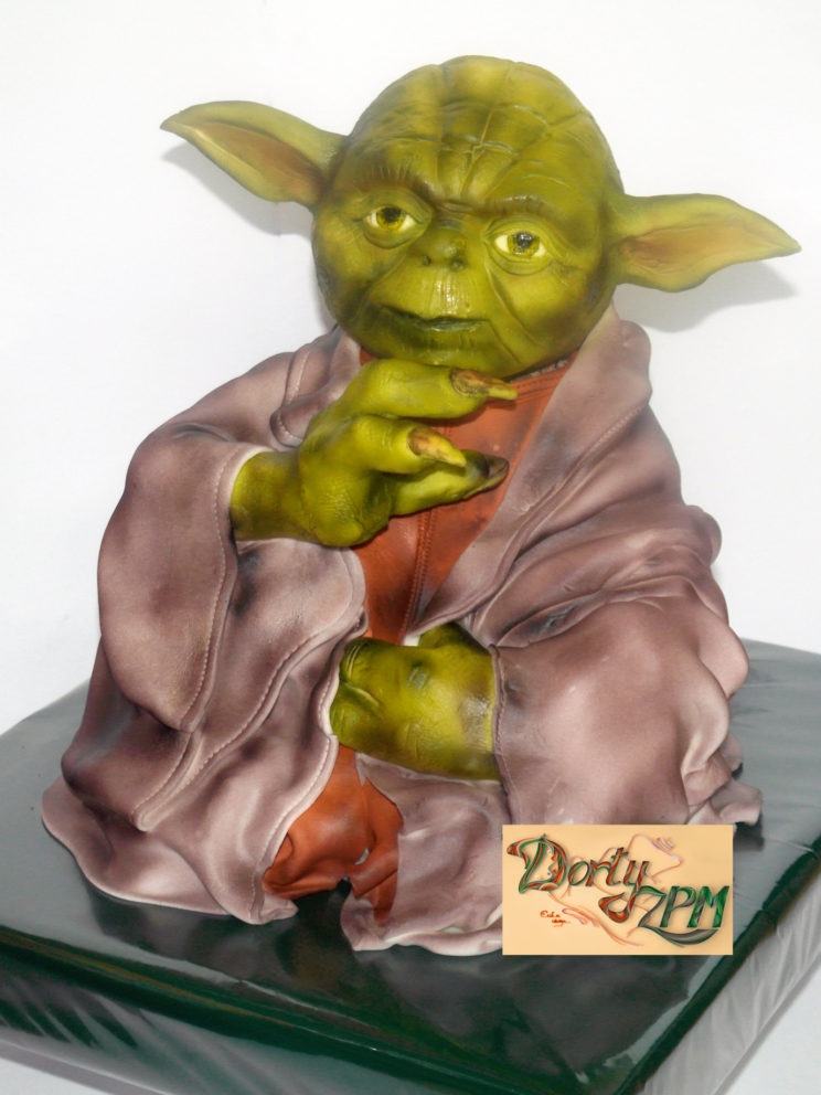 dort Yoda 3D, Star Wars
