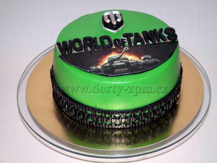 dort znak World of tanks, dopravní