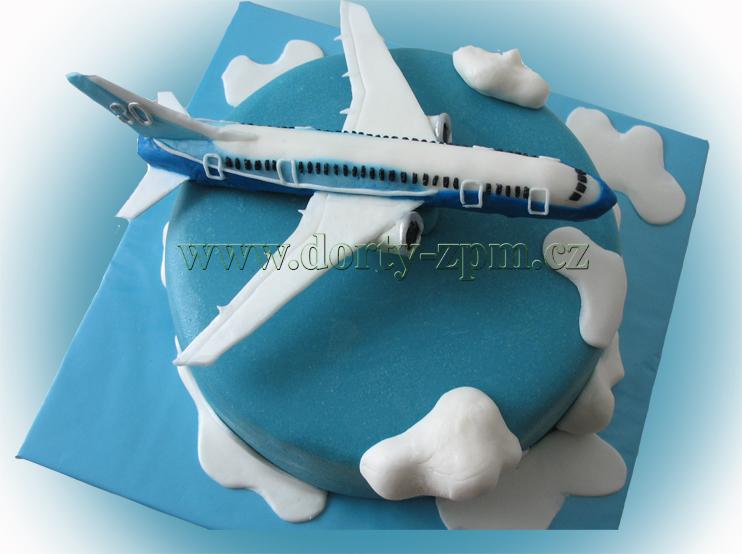 dort letadlo boein