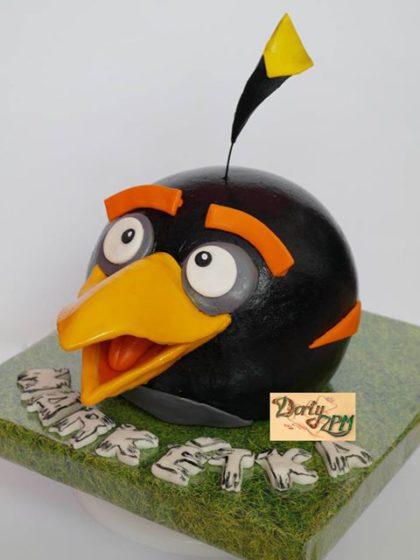 dort Bombas, Angry birds