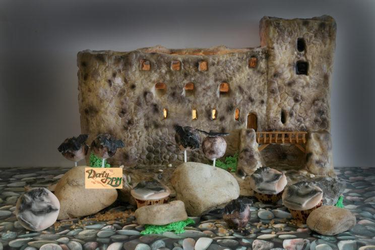 dort hrad Radyně