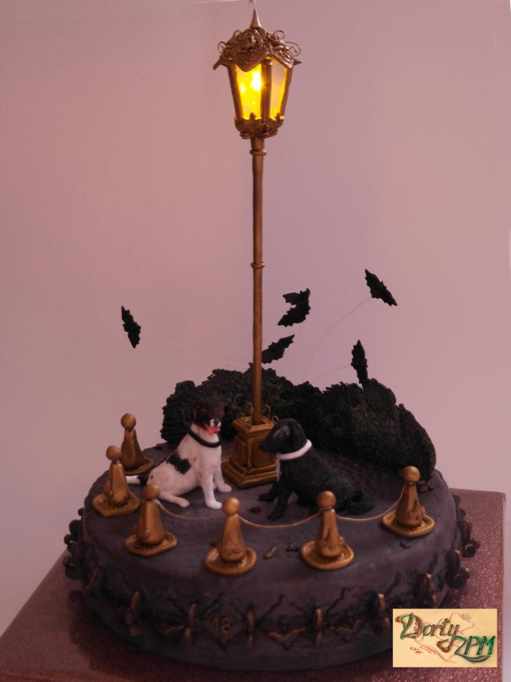 dort psi a netopýři, Plzeň