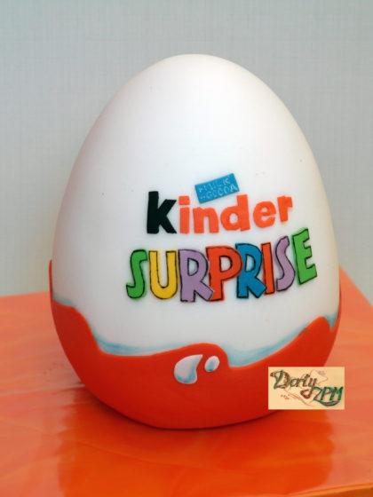 dort, kinder, surprise, egg, vajíčko, překvapení