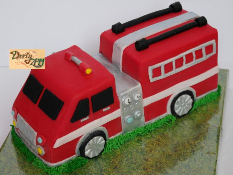 dort, hasiči, auto, stříkačka