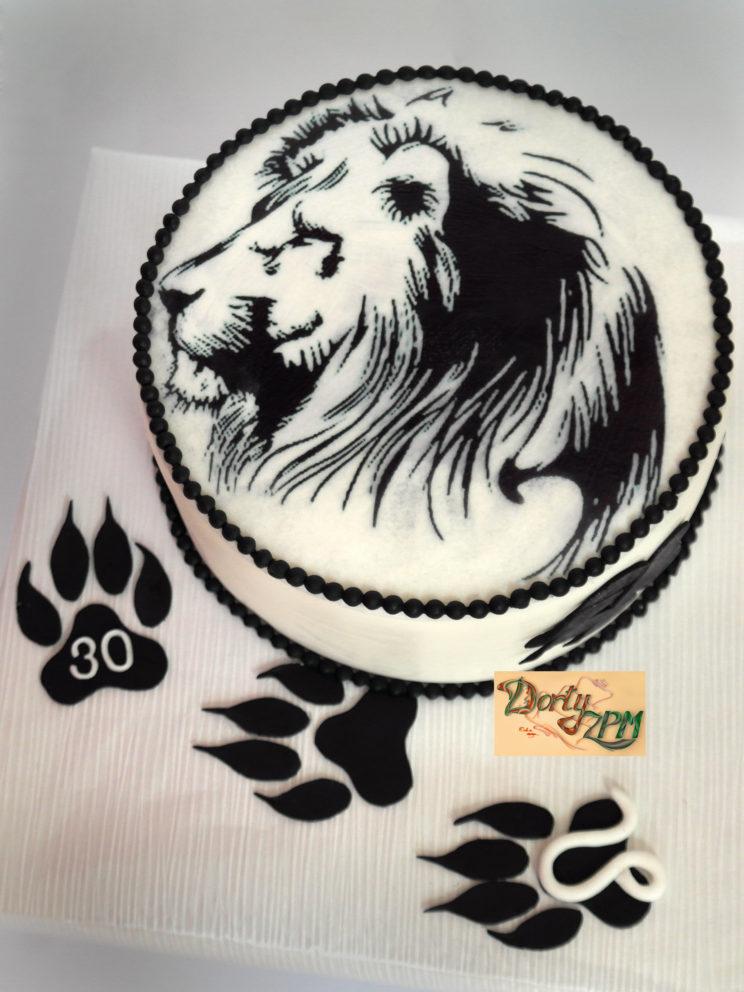 dort, znamení, lev, zvěrokruh