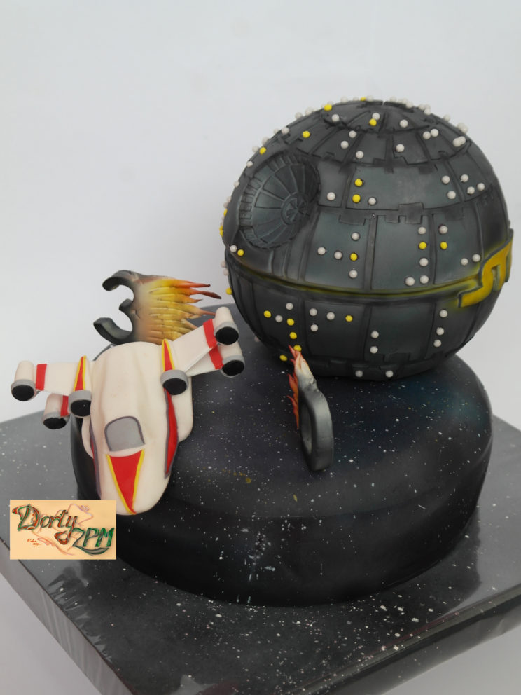 dort, star, wars, hvězda, smrt, raketa, vesmír,