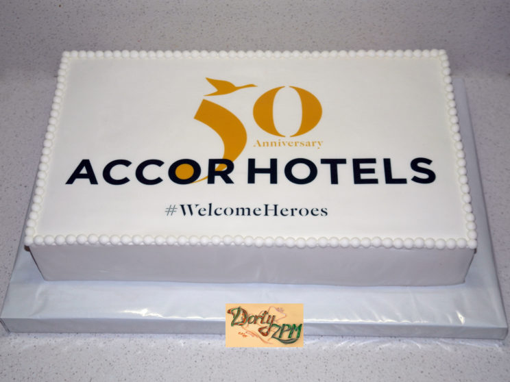 dort pro hotel Ibis, 50. výročí