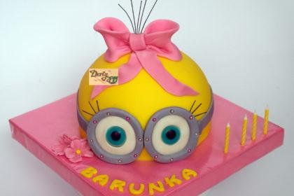 dort,mimoňka,mašle