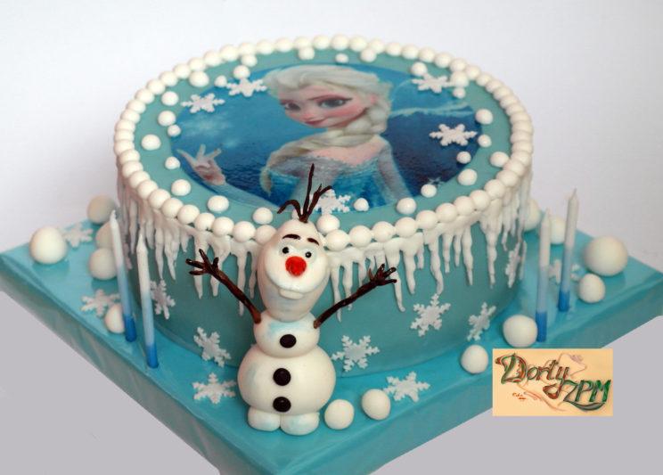 dort,ledové,království,Olaf,Elsa