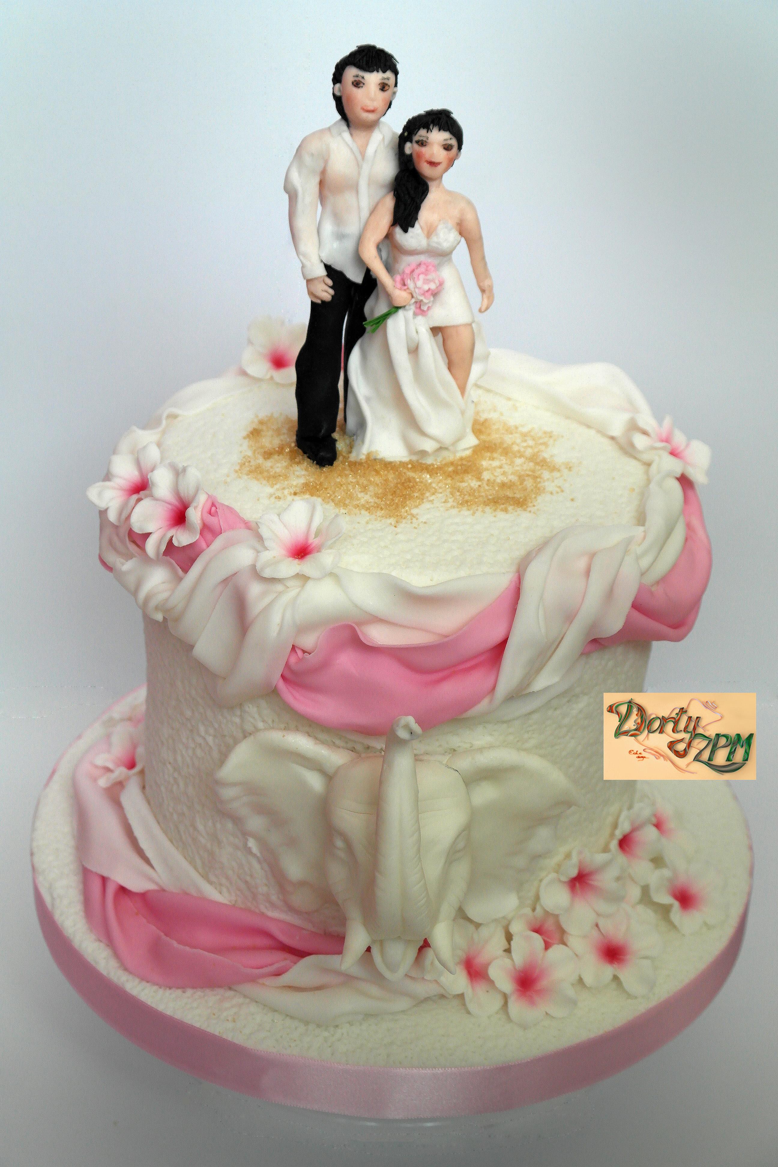 dort,svatební,slon