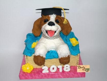 dort,pejsek,sušenky,máslové,absolvent,školka