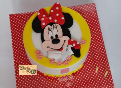 dort,Minnie,mašle,
