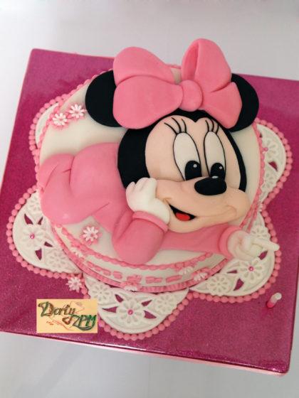 dort,Minnie,mimi,mašle