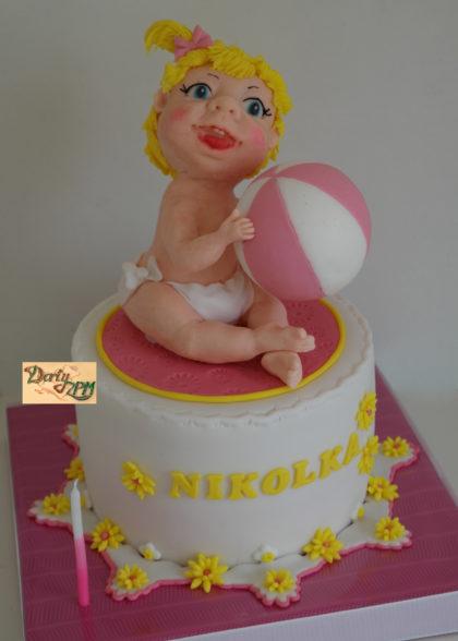 dort,dětský,holčička,míč,balon,plenky