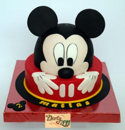 dort,Mickey,Mouse,dětský,potahovaný