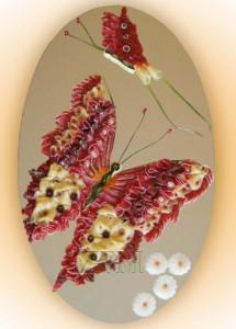 zrcadlo - 31 motýl