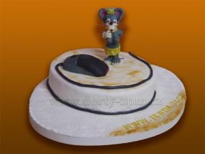 dort počítačová myš