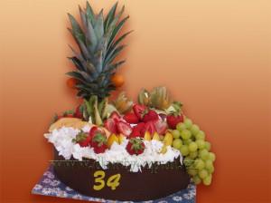 dort ovocný
