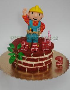 dort Bořek stavitel/dorty dětské