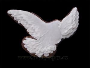 perníček - 10 holubice