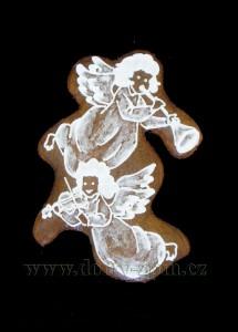 perníček - 4 anděl
