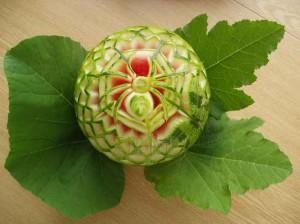 carving - 13 meloun