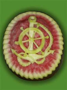 carving - 16 meloun