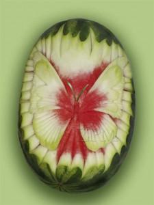 carving -  20 meloun