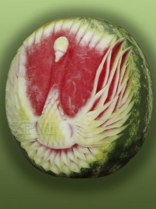 carving - 27 meloun
