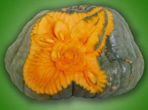 carving - 5 dýně